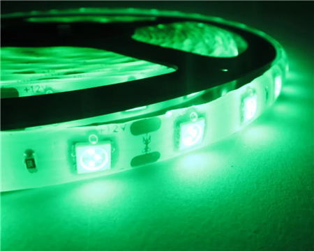 Tira de Leds Color Verde 5050