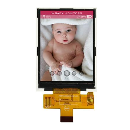 Display Winstar WF28GTLAJDNN0 TFT 2,8""