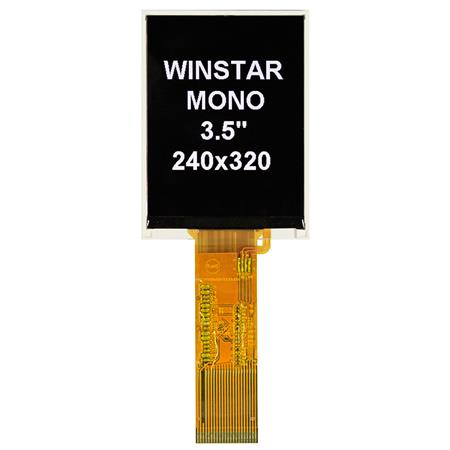 Display Winstar WF35NTVAJDNN0 TFT 3,5""