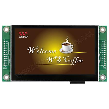 Display Winstar WF43MTIBEDRGB TFT 4,3""