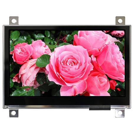 Display Winstar WF43QTIBEDBGB TFT 4,3""