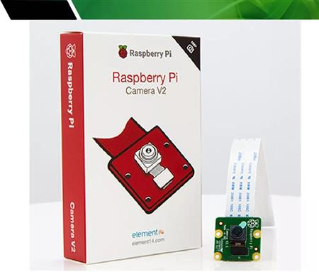 Raspberry Pi 3 Camara V2.1 1080p 8 Mpix Original Element14